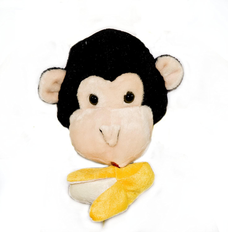 Baby Sherpa Safe2Go Child Safety Harness, Monkey with Banana