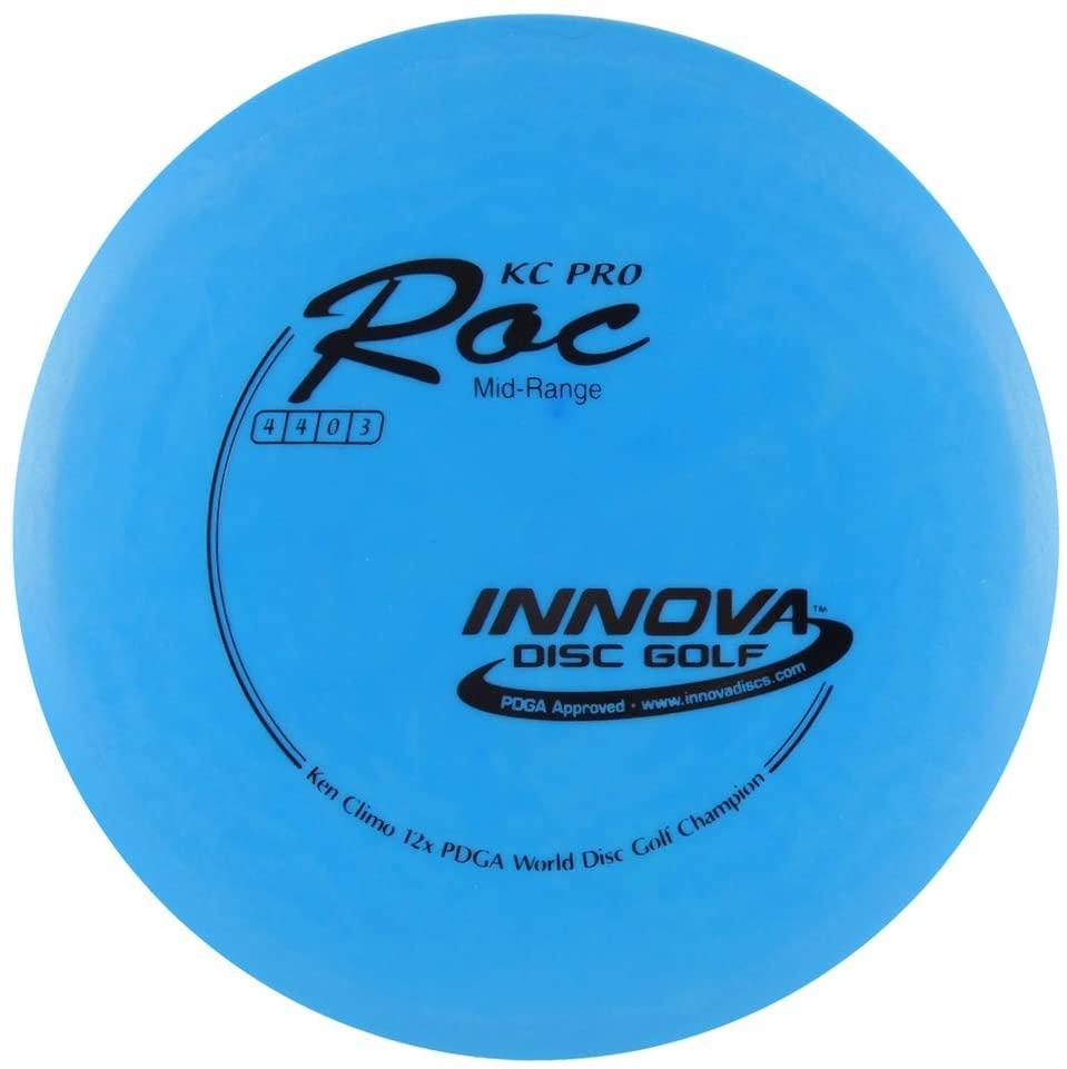 Innova KC Pro ROC Mid-Range Golf Disc [Colors May Vary]