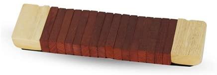 KOKIRIKO MADERA REF. 03245 Medidas: 23,5x7,2cm.