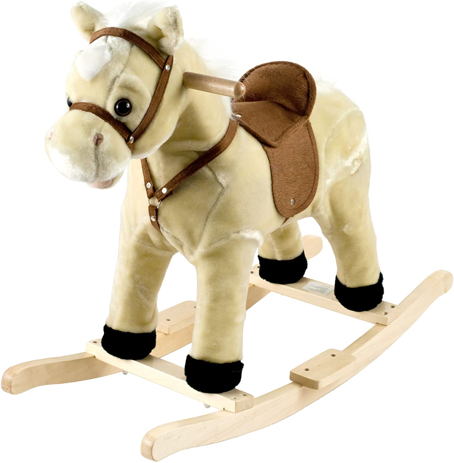 Happy Trails Rocking Lil Henry The Horse Ride On