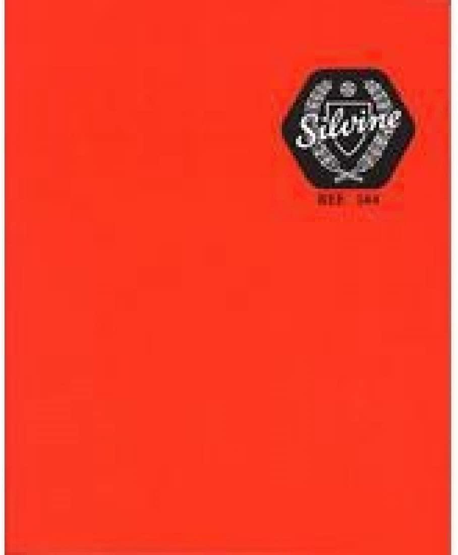 Silvine 40 Leaf Exercise Book