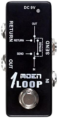 Moen NLP1 One Loop Signal Router for Guitar
