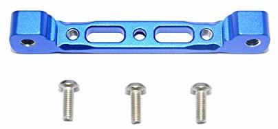 GPM ARRMA-1/8 KRATON Talion Typhon Outcast Notorious,1/10 SENTON Aluminium Rear ARM Bulk for Front Upper ARMS -4PC Set (Blue)