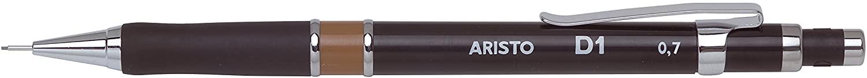 D1Geotec Mechanical Pencil, 0.7mm, HB, Black