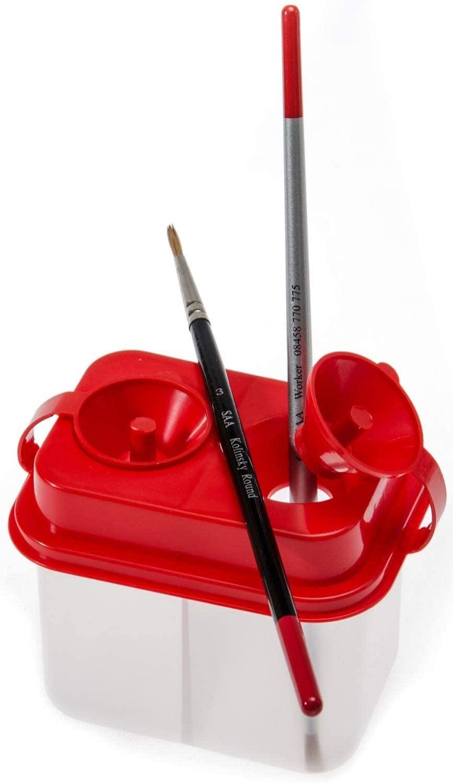Portable Brush Washer