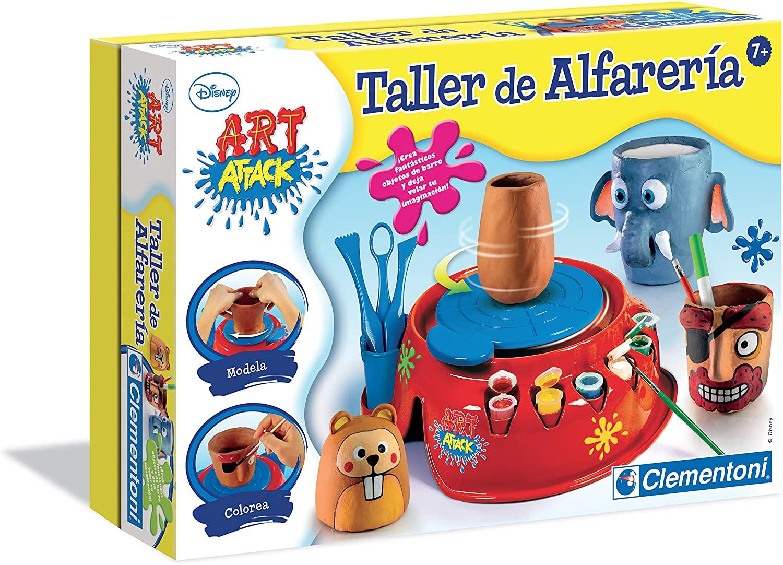 Clementoni–Pottery Workshop Art Attack (65495.6)