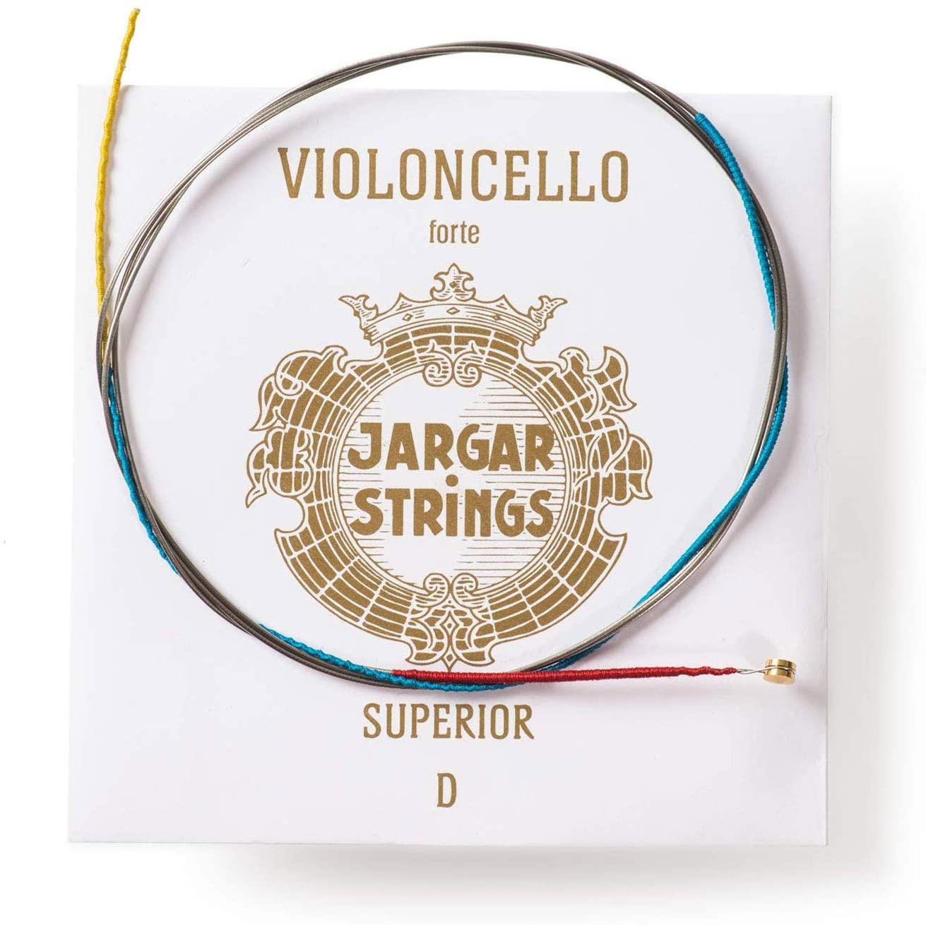 JARGAR Ce-DSF Cello Superior D String Forte (1.02mm) for Cello