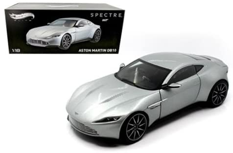 Aston Martin DB10 Silver James Bond 007 From