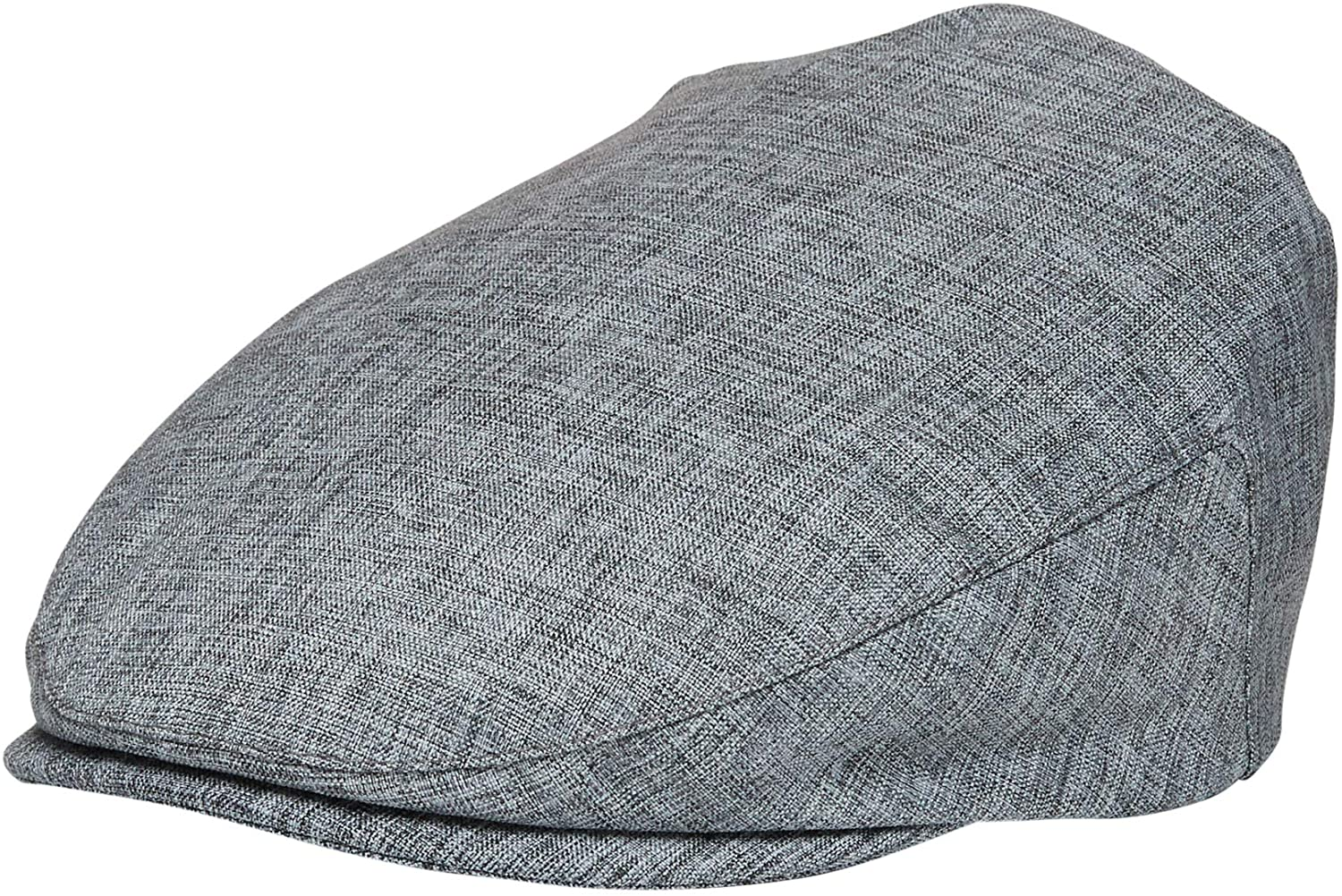 Born to Love Baby Boys Gray Driver Cap XXL 58cm 8 yrs up, Gray