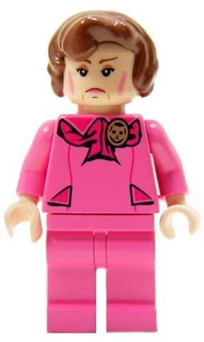 LEGO Minifigure - Harry Potter - DOLORES UMBRIDGE