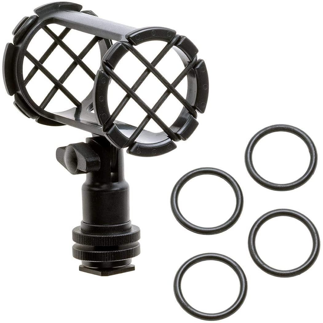 H&A Suspension Camera & Boom Shockmount for Shotgun Microphones