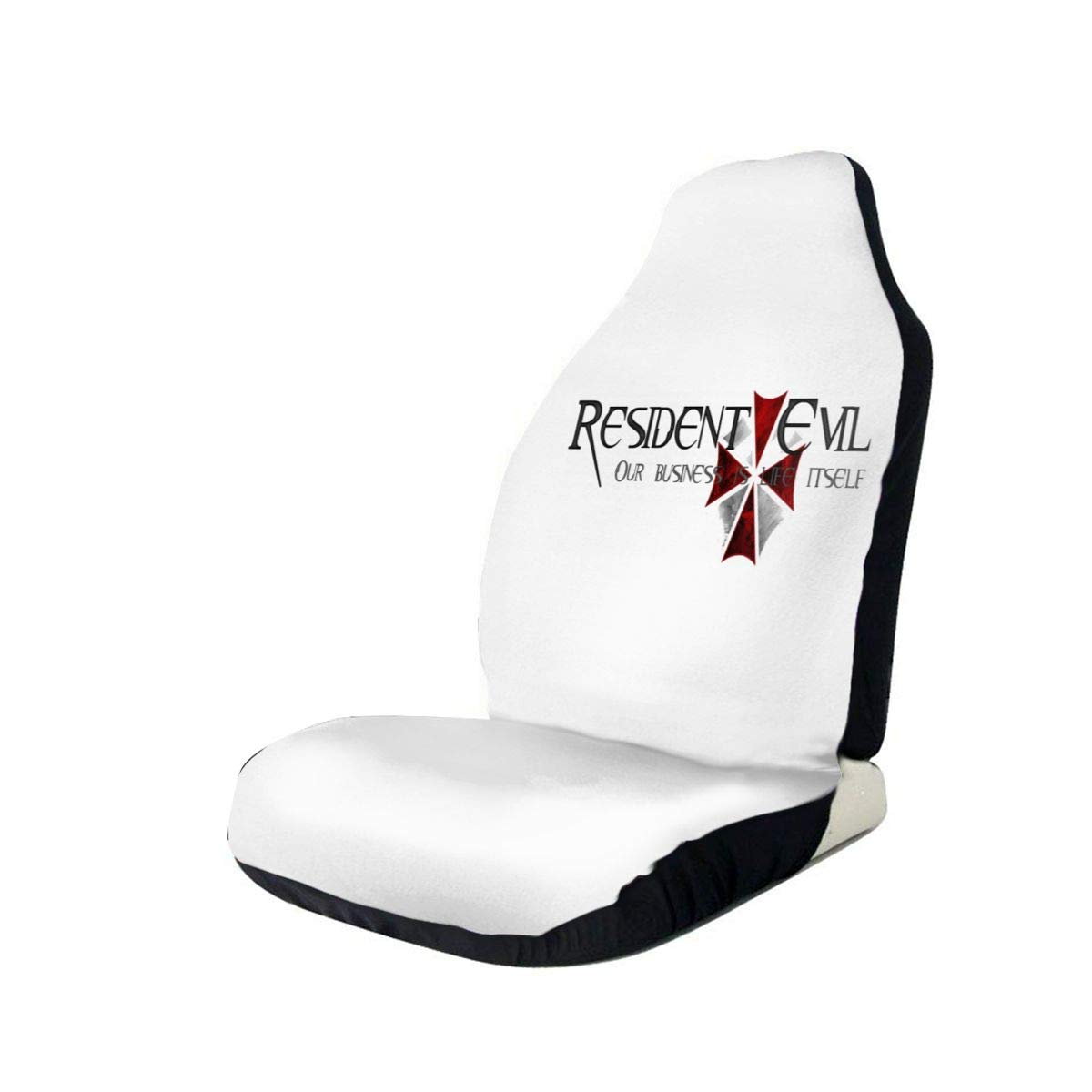 Umbrella Resident Evil Car Seat Covers Car Seat Protector Covers ,Fit Most Cars, Sedan, SUV,Van