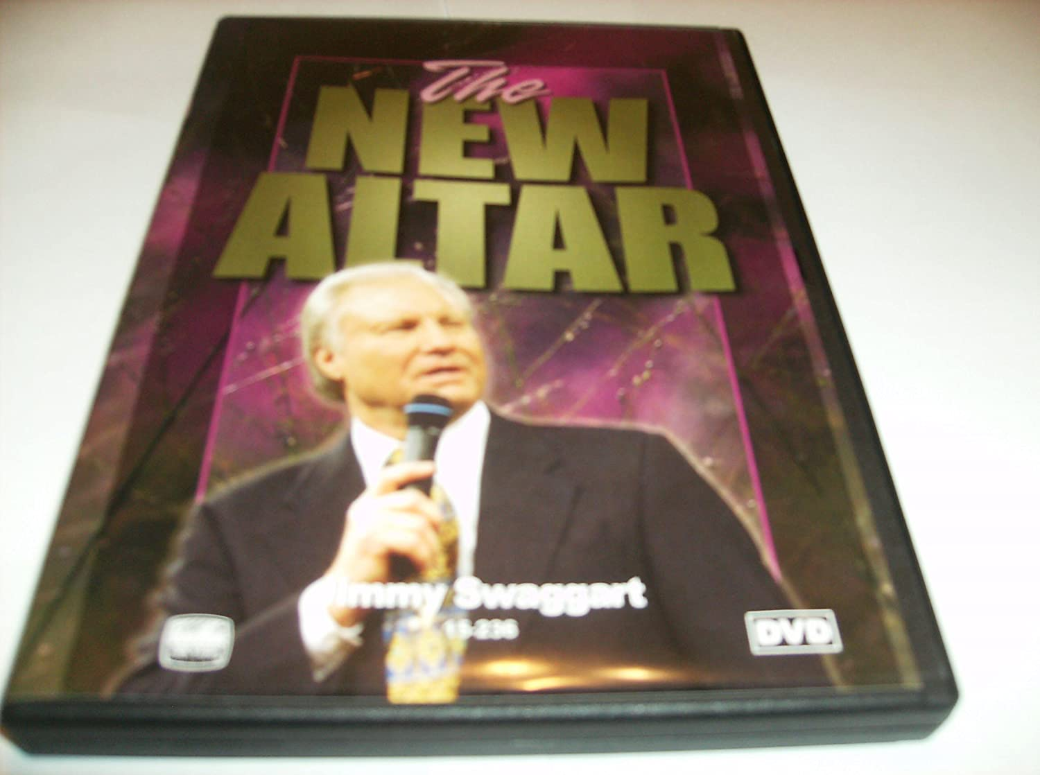 Jimmy Swaggart DVD - The New Altar