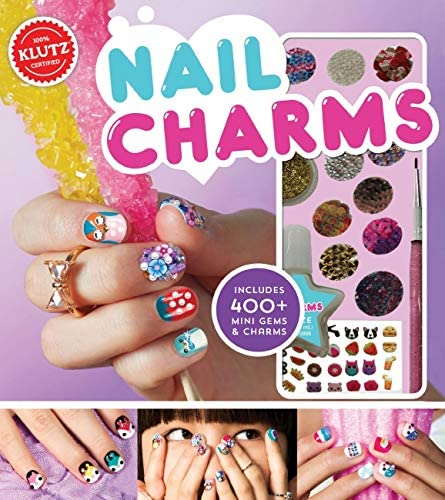 KLUTZ Nail Charms Toy