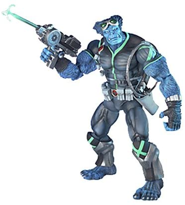 Marvel Classic X-Men Stealth Beast Action Figure with Grappling Hook Launch