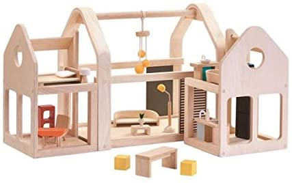 PlanToys Doll's House Slide and Go (7611)