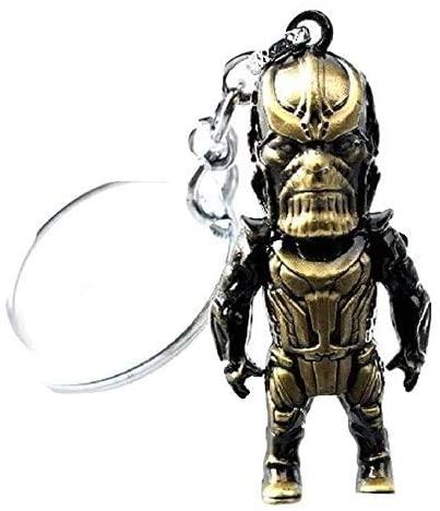 Tugend-Ära Latest Collecton Marvel Avengers Infinity War Thanos - Mini Action Figures Bronze Keychain