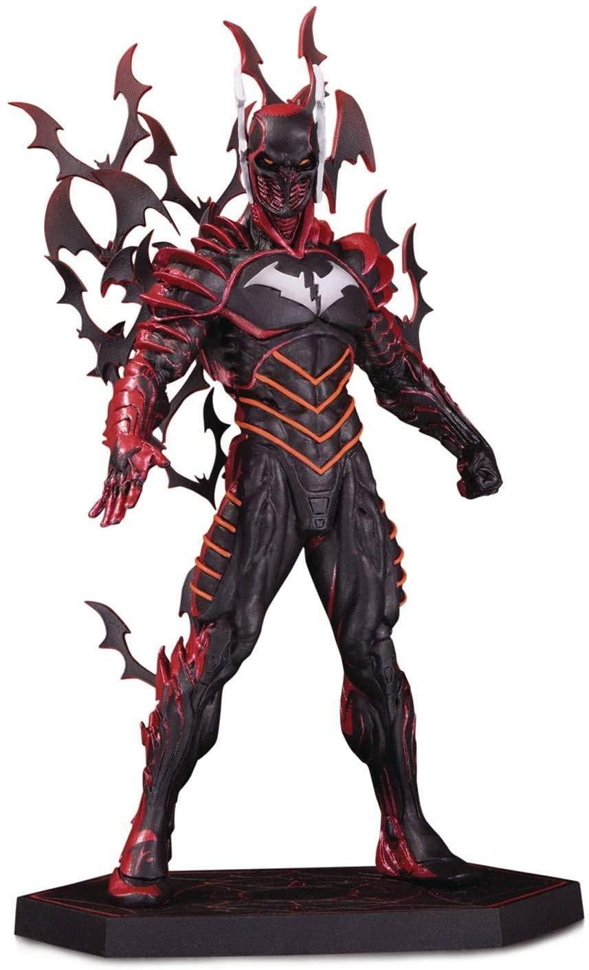 DC Collectibles Dark Nights Metal: Batman: The Red Death Statue, Multicolor
