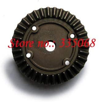 Parts & Accessories HENGLONG 3851-1 RC EP car Lightning 1/10 Spare Parts No.18 Powder Alloy Big Drive Bevel Gear of Differential