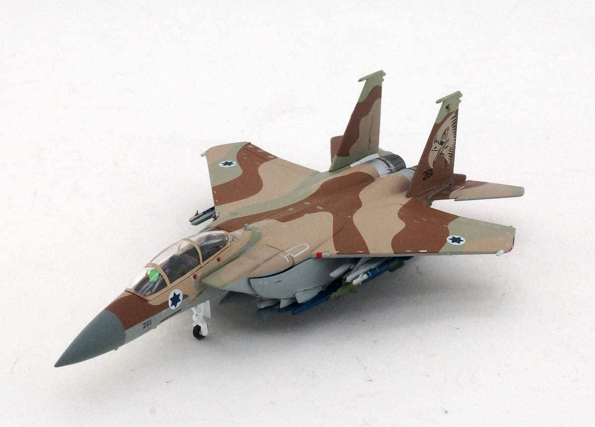 HOGAN Israel F-15I Israeli A Force #261 1/200 diecast Plane Model Aircraft