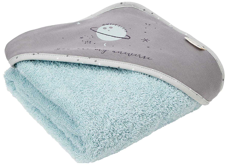 Bimbi Casual Maxicapa Bath 100X100 007 Planet 507 06 Towels, Unisex