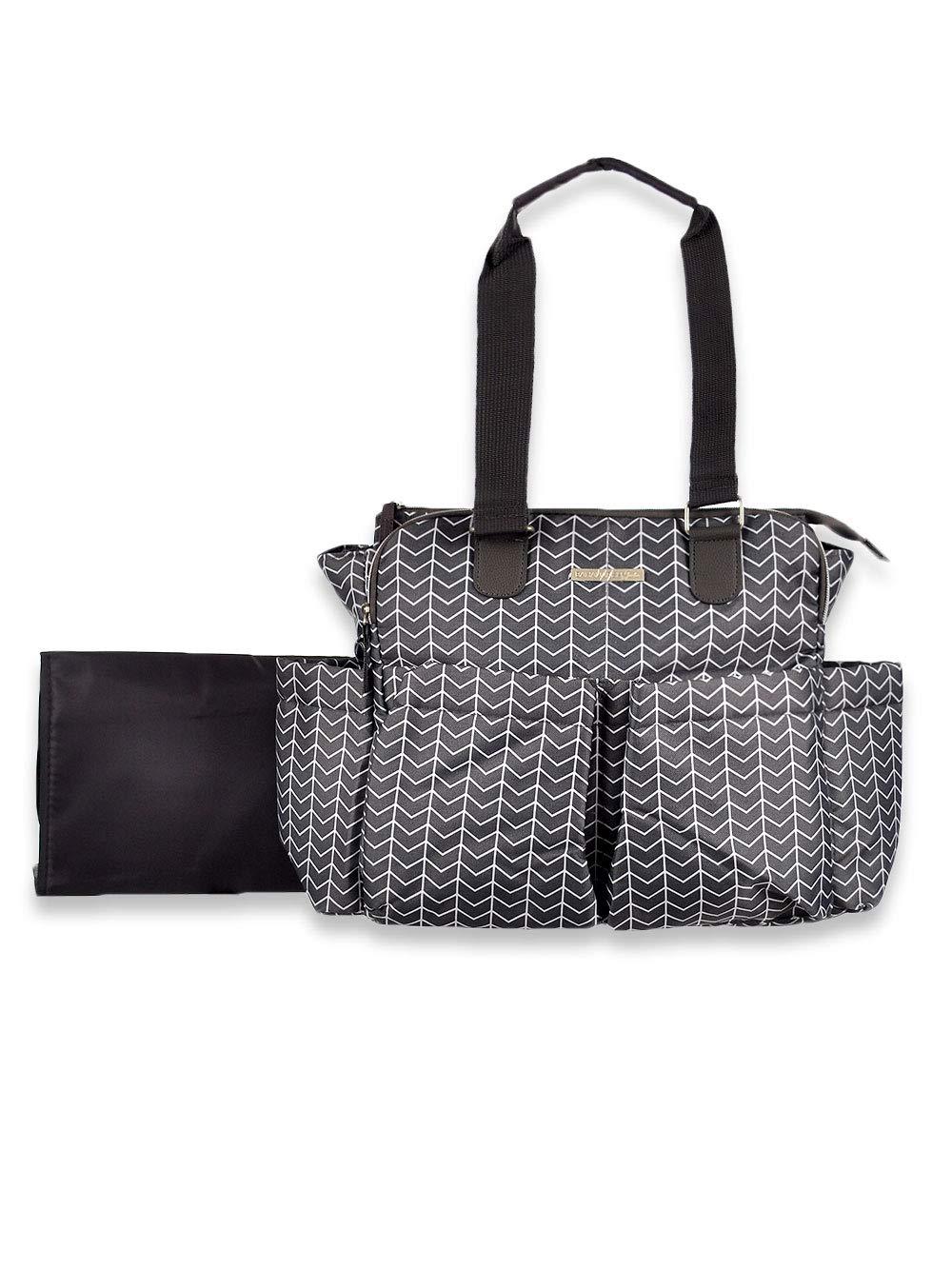 Bananafish Studio Sienna Diaper Bag - Multi, one Size