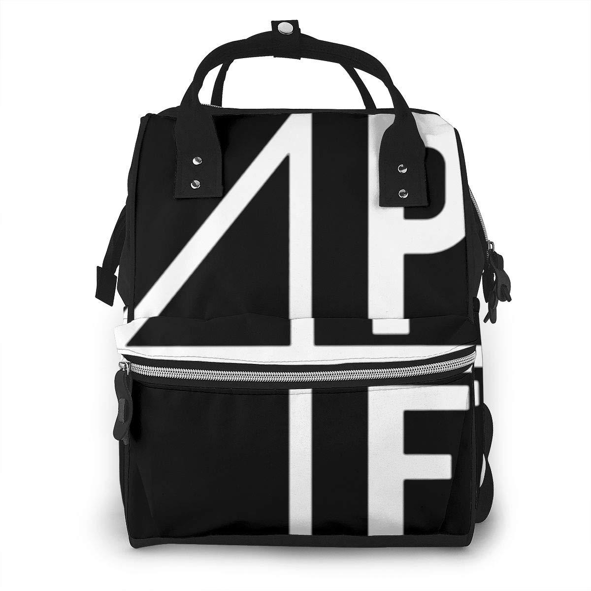 4pf Durable, Large Capacity, Stylish, Adjustable Strap Length Mummy Backpack