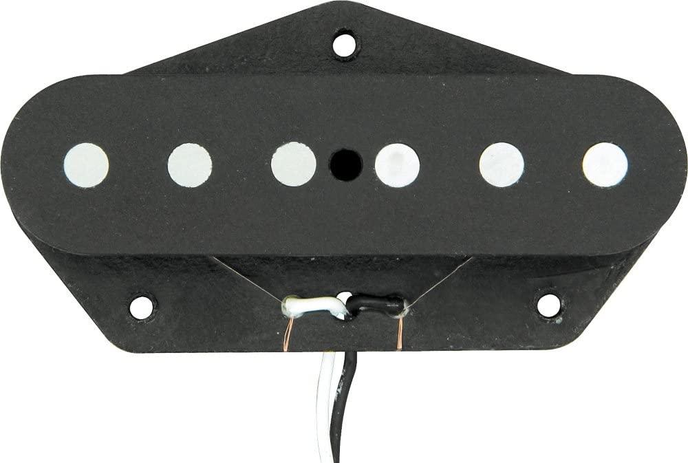 DiMarzio DP112 Pre B-1 Tele Bridge Pickup Black