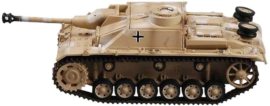 Easy Model 736155Stug III Ausf. G, Russla Model Kit 1: 72
