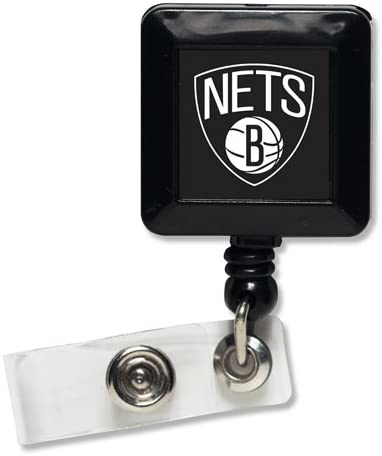 WinCraft NBA Retractable Badge Holder