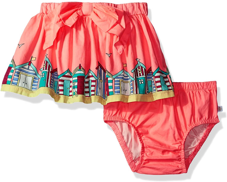 Rosie Pope Baby Girls' Beach Hut Skirt