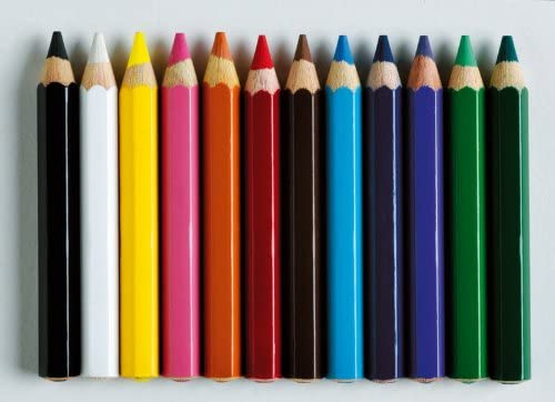 Nathan 380107 First Pencils, Multi Color
