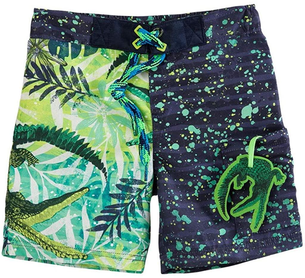 OFFCORSS Toddler Boy Summer Swimming Trunks Swimsuits | Trajes de Baño Niños