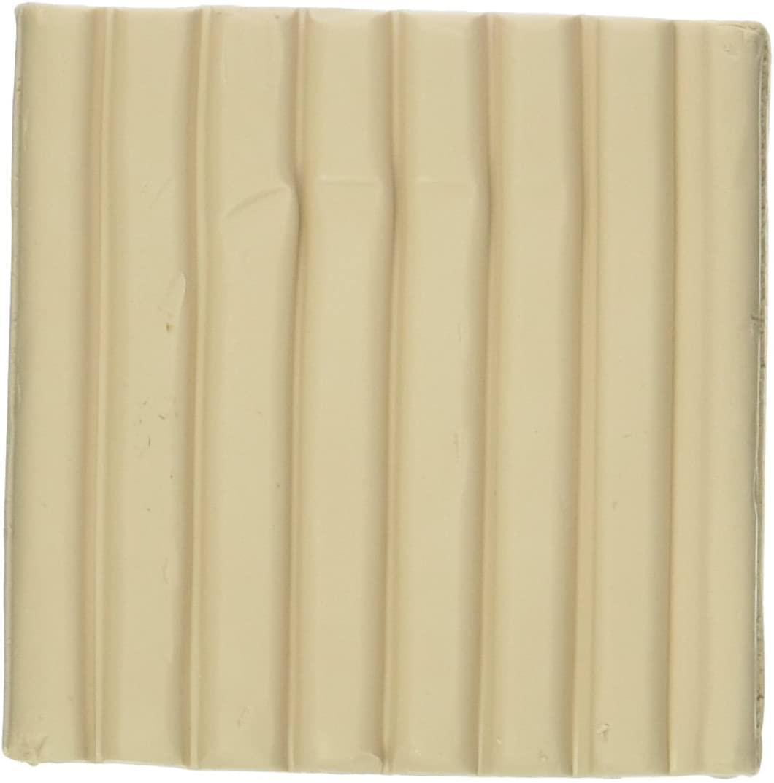 STAEDTLER Fimo Soft Polymer Clay 2 Ounces-8020-70 Sahara