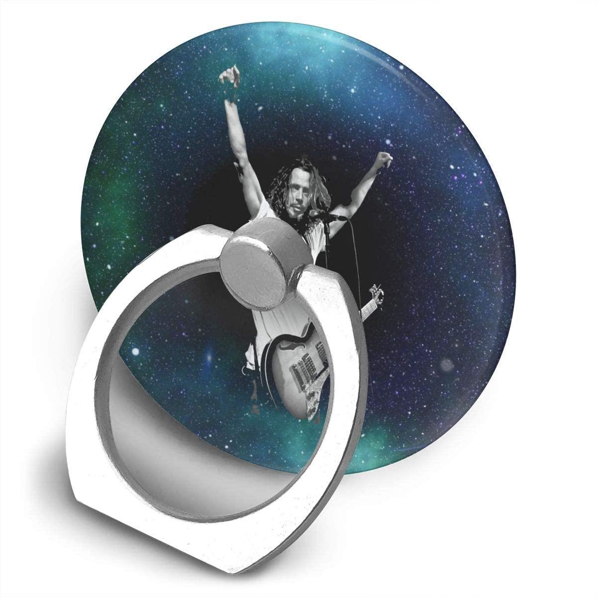 Kemeicle Chris Cornell 1 360 Rotating Ring Stand Cellphone Bracket Holder