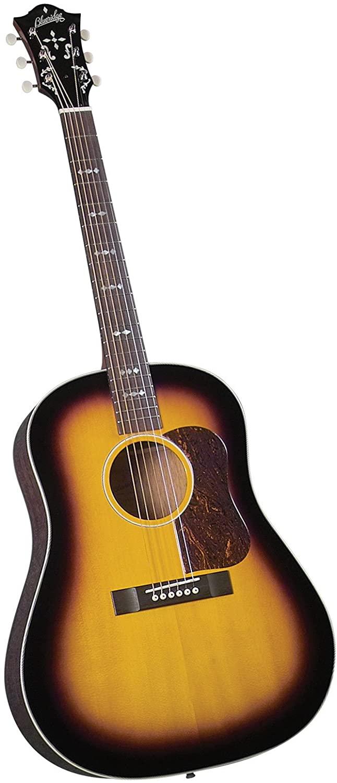 Blueridge Guitars 6 String Acoustic Guitar, Right Handed (BG-40)