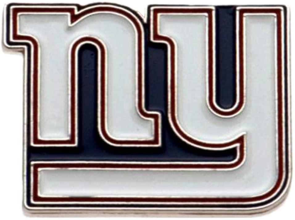 Nfl New York Giants Crest Pin Badge