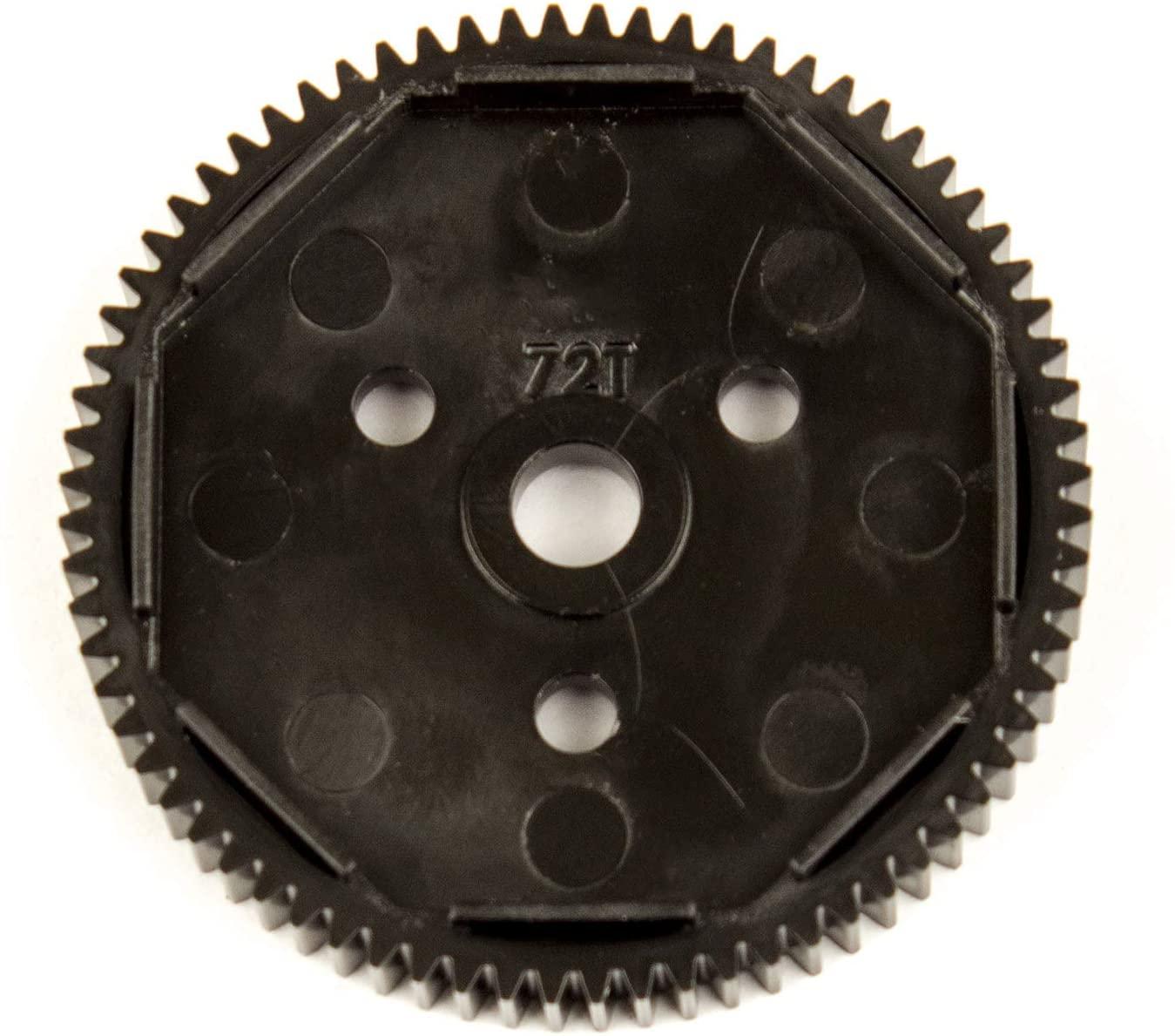 Team Associated Spur Gear, 72T, 48P: B6.1, ASC91809