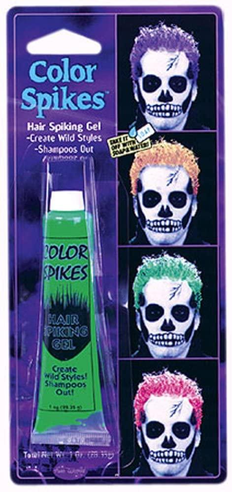 BOS Green Colored Hair Gel