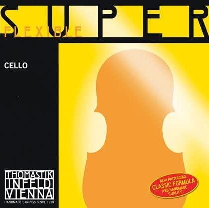 Thomastik 787 SuperFlexible Cello SINGLE G String 1/2 size
