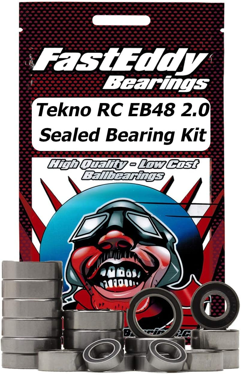 Tekno RC EB48 2.0 Sealed Bearing Kit