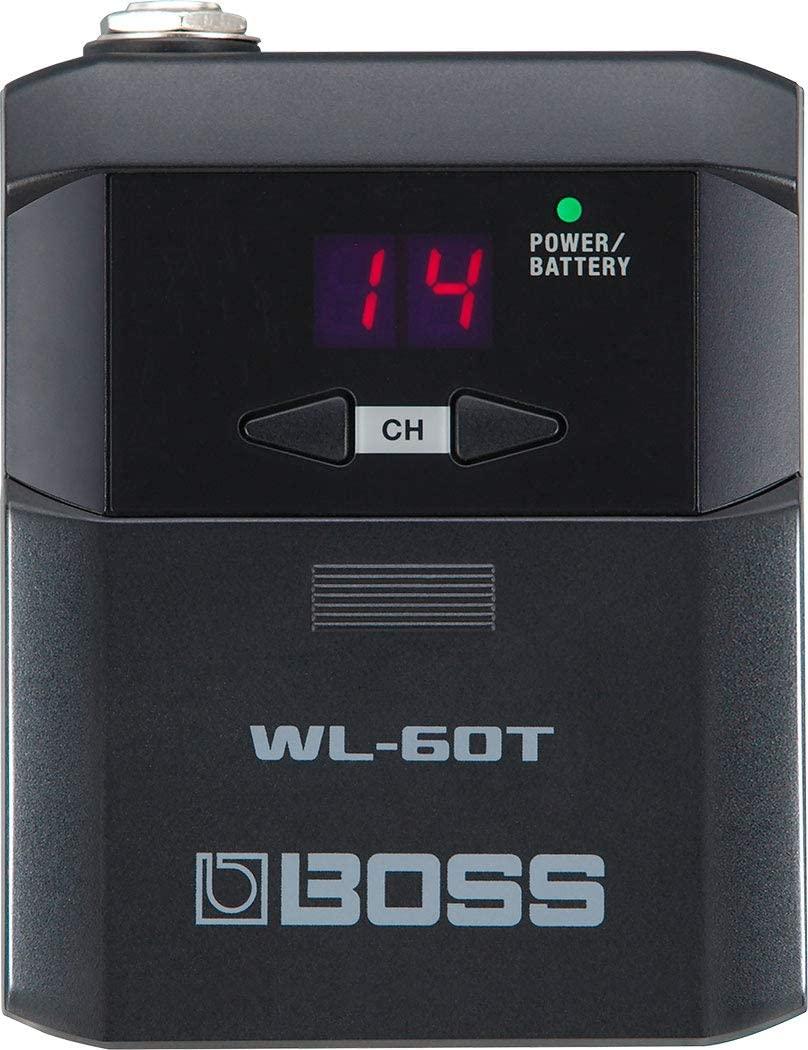 BOSS Wireless Guitar System Bodypack Transmitter (WL-60T)
