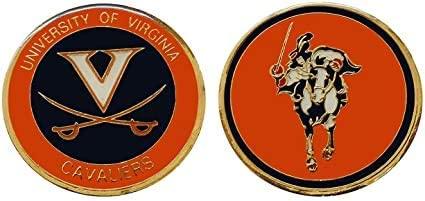 University of Virginia Cavaliers Challenge Coin