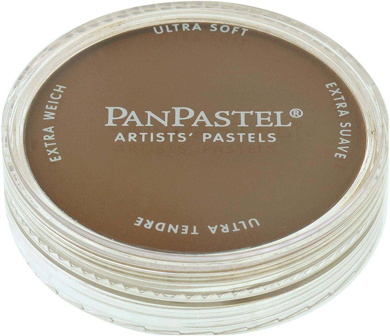 PanPastel 22801 Ultra Soft Artist Pastel, Orange Extra Dark, 280.1