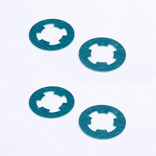 Parts & Accessories Slicer Friction Plate for 1/8 HPI Racing Savage XL Flux Rovan Rofun TORLAND Monster BRUSHLESS Truck Rc Car Toys Parts - (Color: 4PCS)