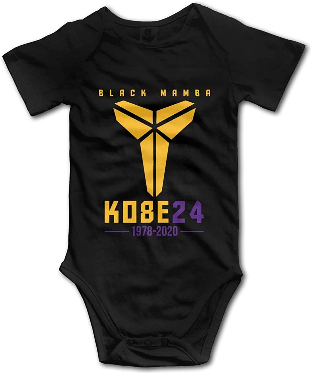 Baby's K-OBE Baby Bodysuit Onesies Newborn Short Sleeve Baby Jumpsuit Baby Toddler Pants Unisex 0-2T