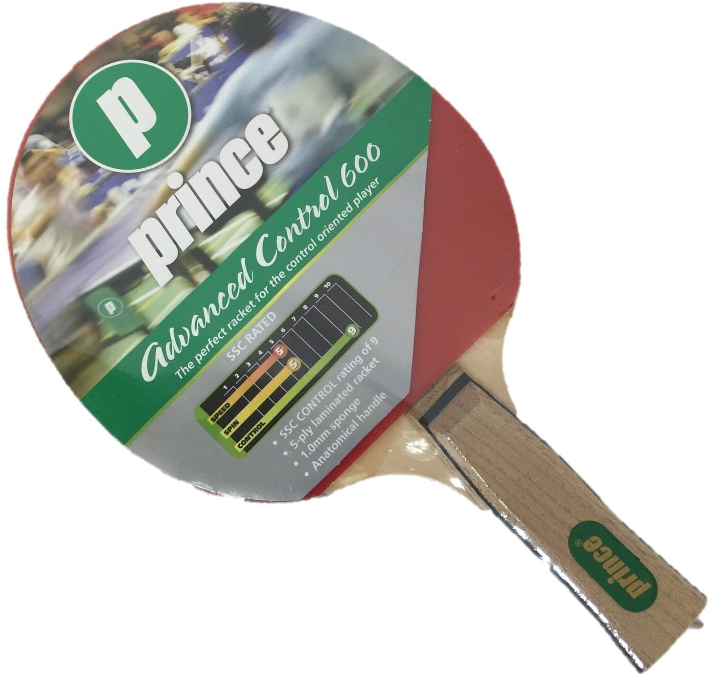 Advanced Control 600 Table Tennis Racket