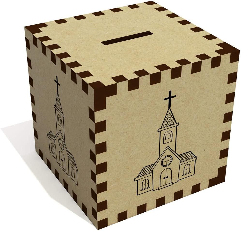 Azeeda 'Church' Money Box / Piggy Bank (MB00003098)
