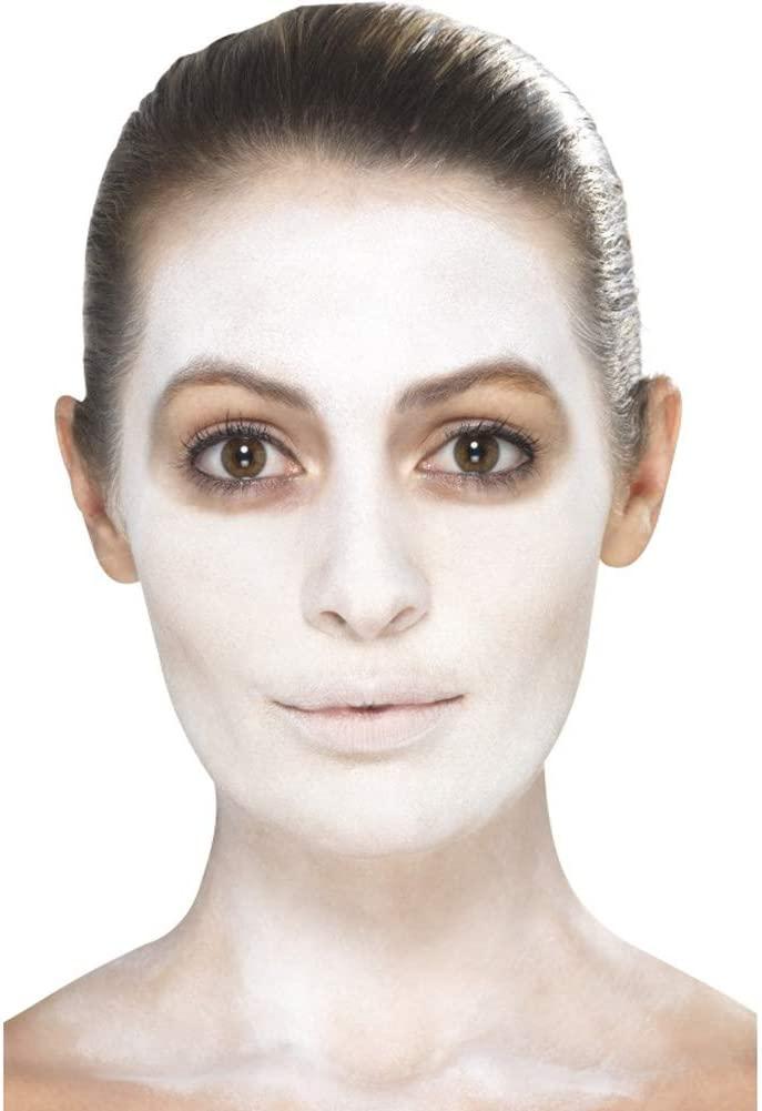 Smiffys Make-Up FX, Damaged Doll Kit, Aqua, Black
