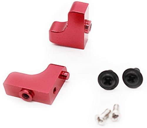 Parts & Accessories Servo Seat 1/18 Rc Car Parts Metal Parts for Wl Toys A949 A959-B A969-B A979-B - (Color: Red)